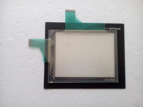 GT1050-QBBD GT1055-QSBD-C GT1150-QBBD-C غشاء فيلم + لوحة اللمس الزجاج ل HMI إصلاح ~ تفعل ذلك بنفسك ، دينا في المخزون
