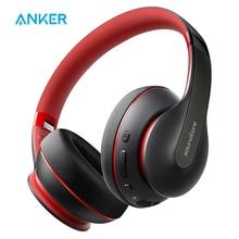 Écouteurs Bluetooth sans fil Anker Soundcore Life Q10, sur loreille et pliable, son certifié haute résolution, 60 heures de récréation