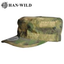 HAN sauvage tactique Airsoft Flecktarn casquette de Camouflage hommes nous soldats allemands Combat armée casquette de Baseball unisexe Paintball chapeaux plats