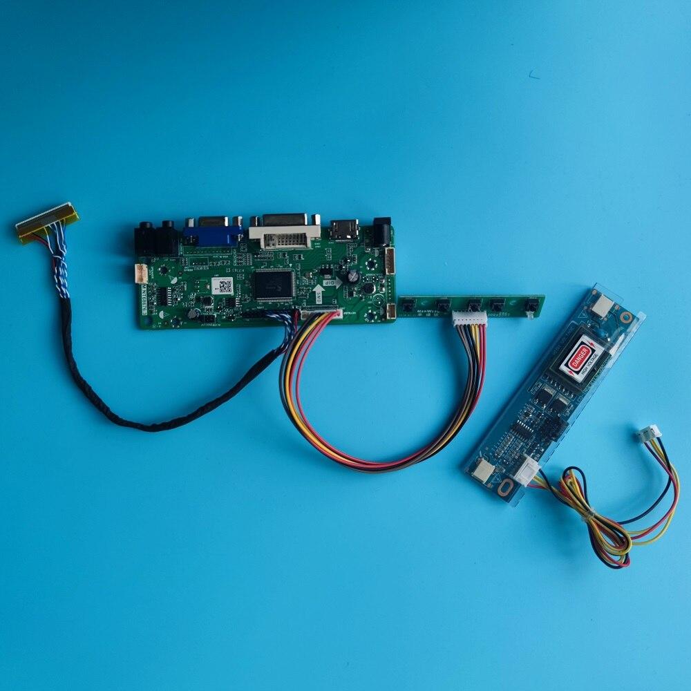 2019 متر. NT68676 HDMI-متوافق + DVI + VGA + وحدة تحكم بشاشة إل سي دي طقم لوحي لوحة عرض ل M185B1 1366*768 18.5
