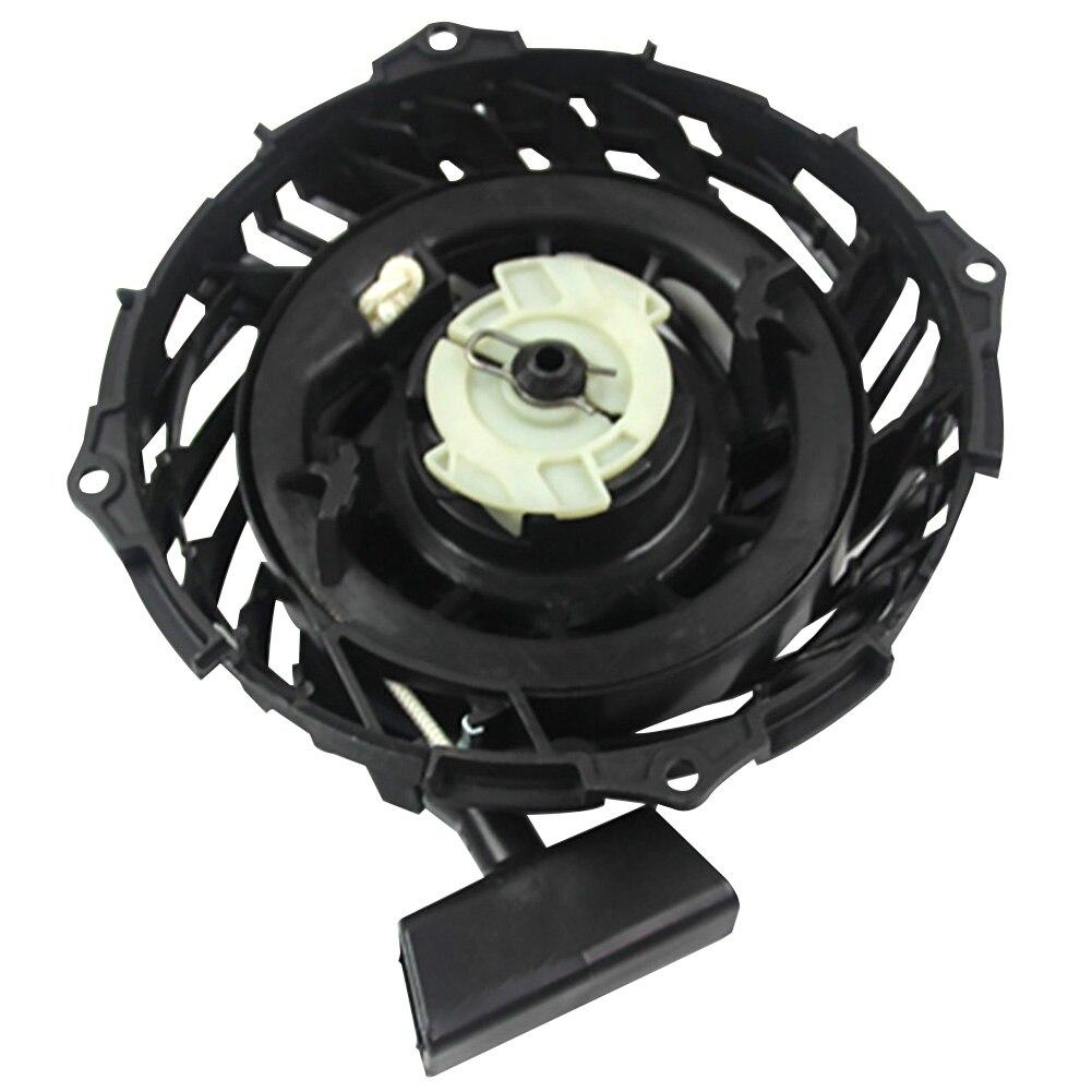 BS500 outils jardin pièce de rechange multifonctionnel coupe gazon facile installer recul tirer démarreur Nylon léger tondeuse à gazon