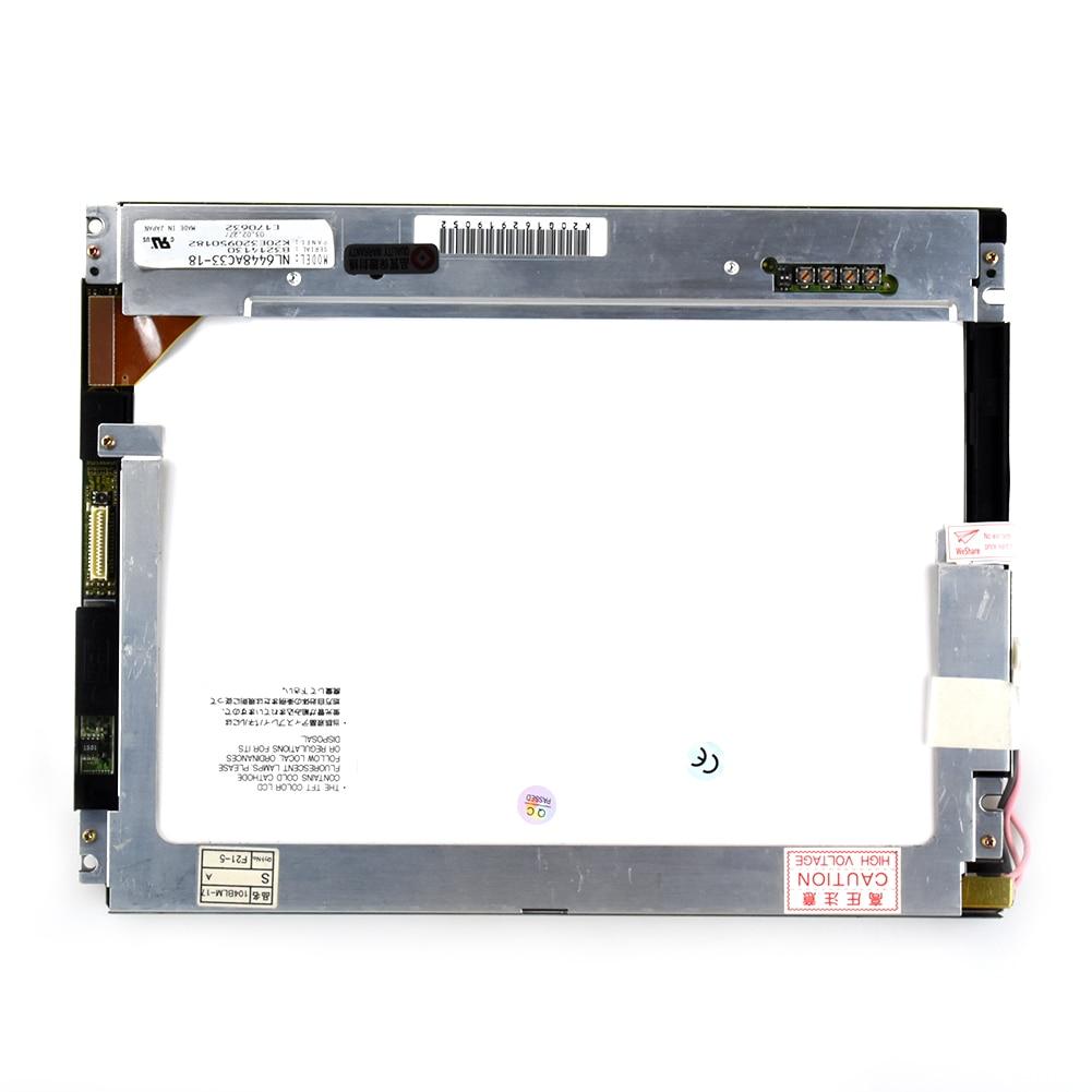 ل NEC 10.4 بوصة NL6448AC33-18 شاشة LCD لوحة العرض 640*480