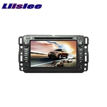 LiisLee-voiture multimédia pour Chevrolet Tahoe   2007 ~ 2013 LiisLee voiture, DVD GPS, Audio et Hi-Fi Radio, Style Original, Navigation