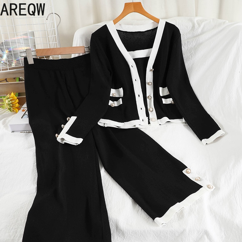 v926-new-product-spring-and-autumn-fashion-suit-short-coat-bottoming-suspenders-wide-leg-cropped-trousers-three-piece-suit-women