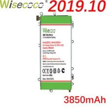 Wisecoco 3850mAh HB444199EBC+ Battery With Frame For Huawei Honor 4C CHM-UL00 CHM-U01 C8818 G Play Mini Phone Latest Produce