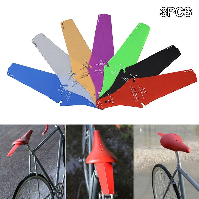 3 шт., велосипедное седло, заднее сиденье для велосипеда, крыло для велосипеда, брызговик для дороги, MTB крылья, крыло, седло для горного велосипеда, брызговик, части