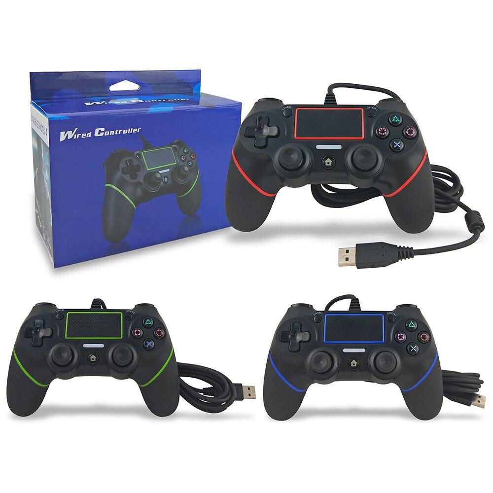 دعم 4001101189061 عصا تحكم لاسلكية ل PS4 تحكم صالح ل ماندو ل ps4 وحدة التحكم ل بلاي ستيشن Dualshock 4 غمبد
