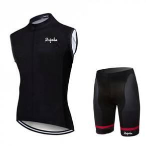 Lepiny Ropa Hombres Ciclismo Jersey Sin Mangas MTB Bicicleta Corto Ropa Maillot...