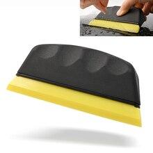 FOSHIO инструмент для чистки автомобилей лобовое стекло резиновая щетка стеклоочистителя оконная резиновая Швабра для окрашивания углеродного волокна пленка виниловая оберточная водный стеклоочиститель наклейка скребка для удаления