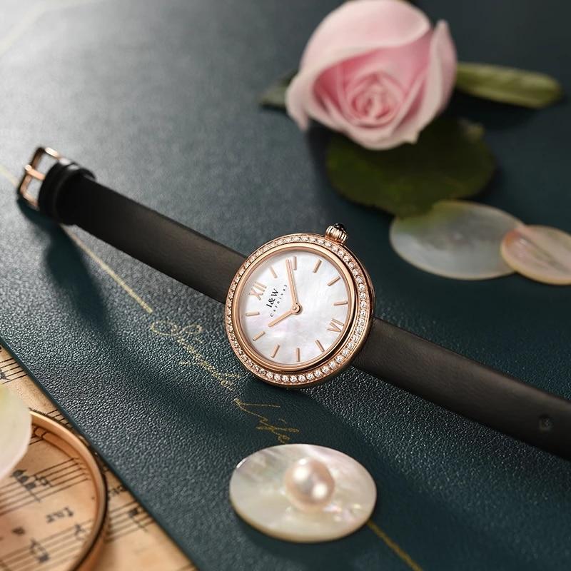 CARNIVAL Luxury Brand Fashion Women Watches Ladies Waterproof Sapphire Crystal Diamond Casual Quartz Wristwatch Relogio Feminino enlarge