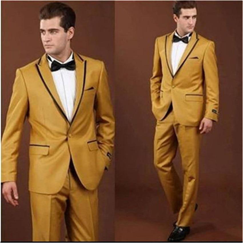 بدلة رجالية ، بدلة زفاف ، بدلة سهرة ، أداء ، (جاكيت وسروال) ، جديد ، 2020