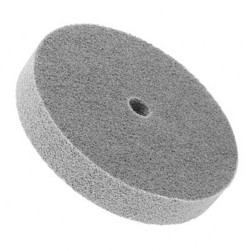 Металлическое полировальное колесо для ювелирных изделий, автомобильные аксессуары, аксессуары, искусственное волокно, зернистость 180