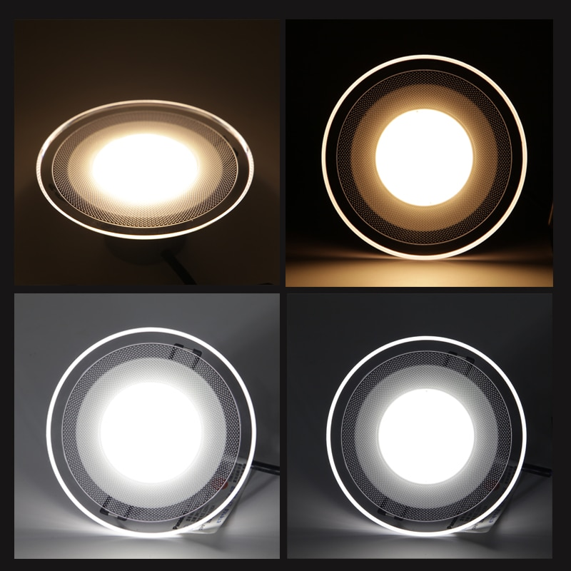 Panasonic Led Downlight Light Three Colors Dimmable Ceiling Spot Light 3W 5W Recessed Lights Bedroom Kitchen Indoor Lighting enlarge