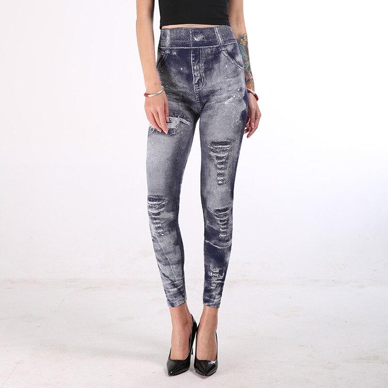 Nuevo 2020 entrenar Leggings gris rojo moda estilo Legging mallas para mujer moda Super Deal Jeans Tipo de talla grande 3XL pantalones lápiz
