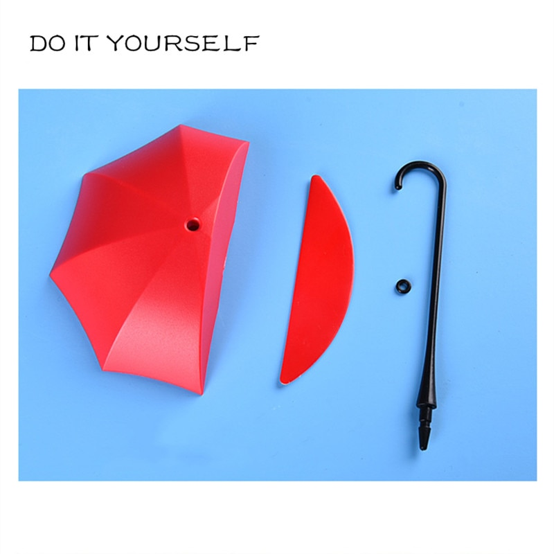Cangkuk payung tanpa tanda tanpa penggerudian, cangkuk pelekat diri - Organisasi dan penyimpanan di dalam rumah - Foto 4