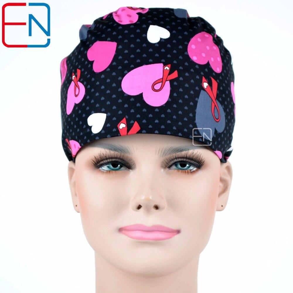 Marca Hennar Unisex gorros de dentista/sombreros para mascotas tapa/sombreros gorras de fregado