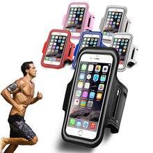 Braçadeira do telefone para xiaomi redmi nota 8 note8 6.3 polegada saco de ginásio correndo banda braço ao ar livre cinto capa esportes à prova dwaterproof água caso