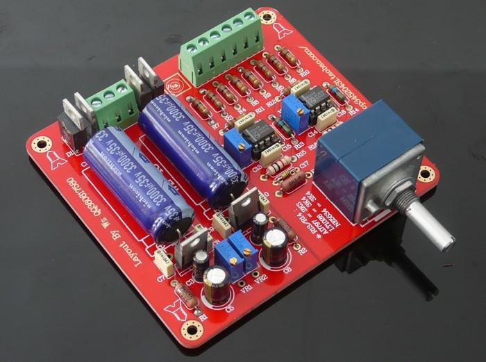 WZ-48 Original Design MBL6010 Line Pre-amplifier Pre-amplifier