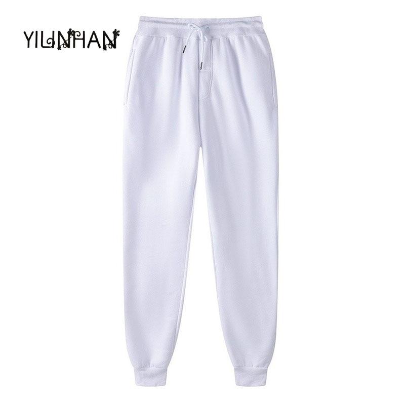 YILINHAN, новинка 2021, мужские и женские джоггеры, Брендовые мужские брюки, повседневные брюки, спортивные брюки, джоггеры, повседневные спортивн...