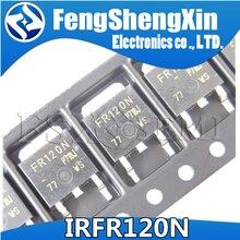 100 stks/partij IRFR120N FR120N Power MOSFET TO-252