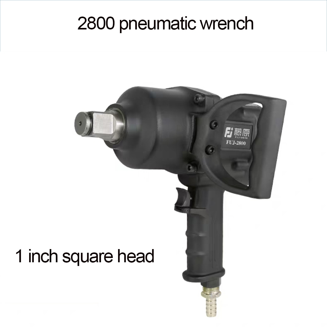 2800N.M llave neumática de aire 3/4 y 1 pulgada llave de reparación automática alto par