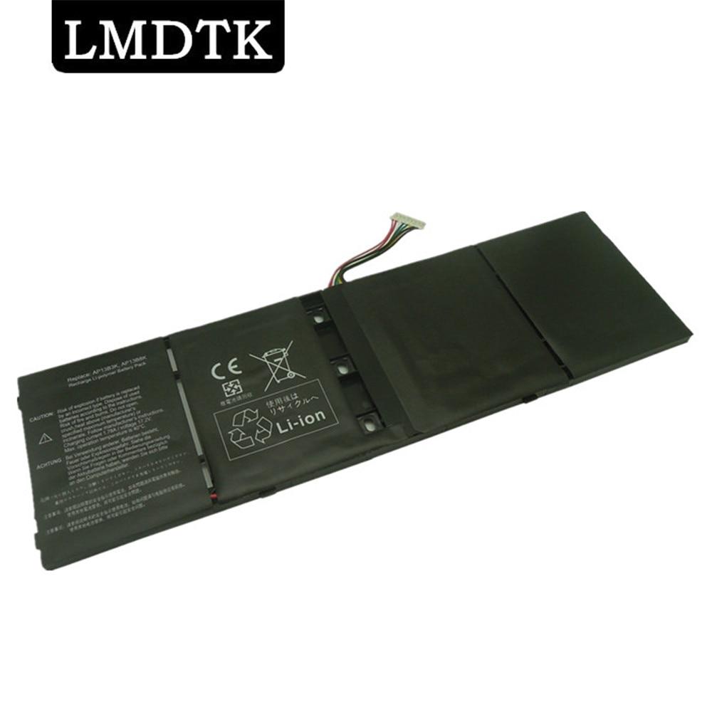 LMDTK Laptop Battery For Acer Aspire V5-552G V5-573P M5-583 V5-552P V5-573 V5-473 R7-571 R7-571G V5-472 V5-572 V7-482 AP13B3K