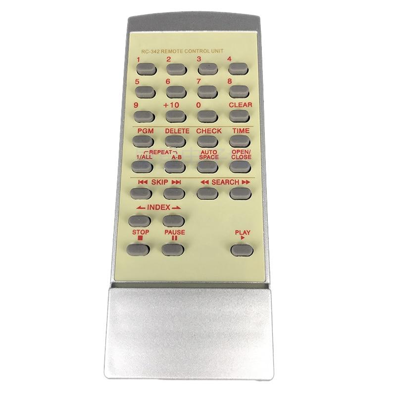 Control remoto para TEAC CD VRDS3 VRDS5 VRDS7 CD5 CD7 CD10 CD15 CD20 CD25 CD500