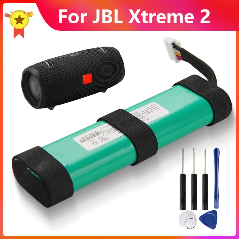 Genuine Battery For JBL Xtreme 2 Xtreme2 Bluetooth Audio Outdoor Speaker Replacement 5200mAh 38.48Wh 7.4V + tools