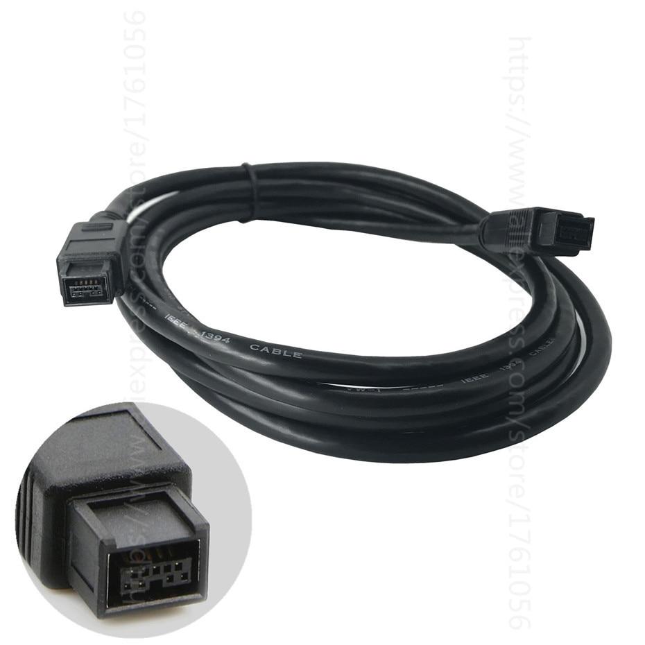 1,8 m FireWire 800 9pin línea IEEE-1394 B A B 9pin a...