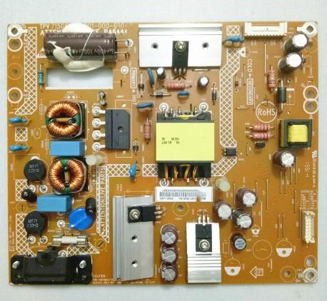 Placa de prueba de suministro de energía para 43CH6000 TPV 715G6934-P01-000-002H