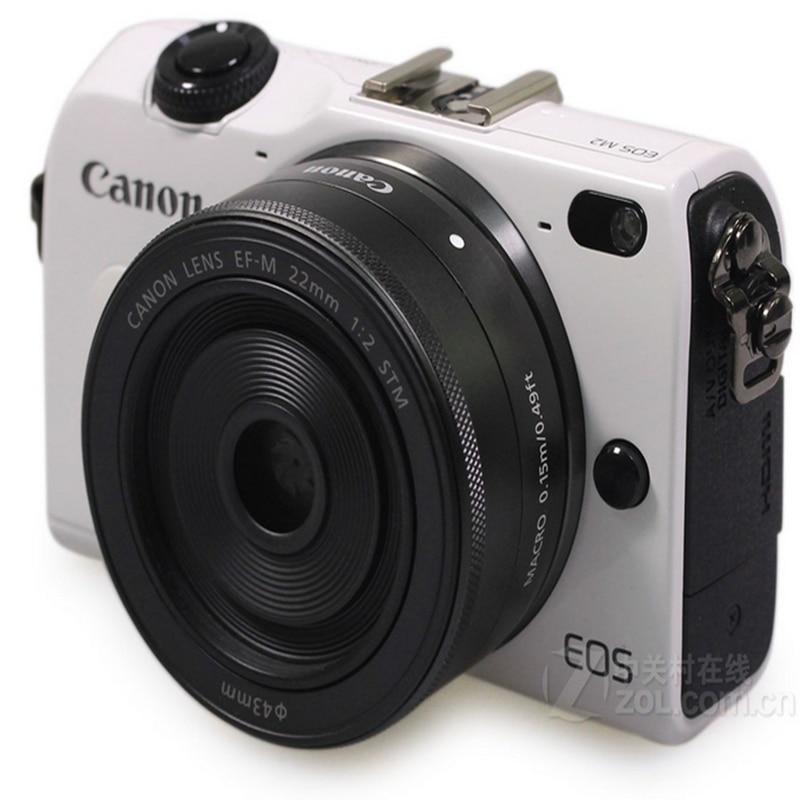 Se Canon EOS M2 18,0 MP cámara Digital con 18-55MM F/3,5-5,6 es...