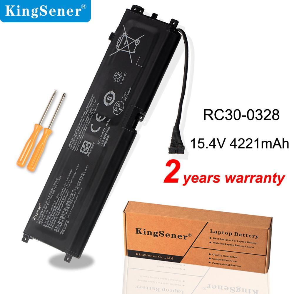Kingsener RC30-0328 بطارية كمبيوتر محمول ل Razer Blade 15 2020 RZ09-0328 RZ09-03304x RZ09-03305x RZ09-0330x 15.4V 4221mAh 15.4V 65WH