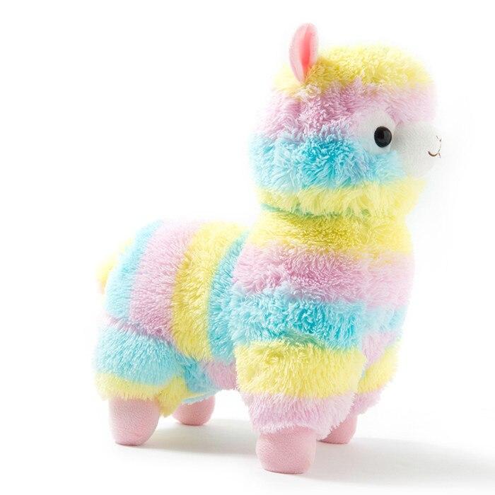 50cm High Quality Cute Sheep Toy Soft plush stuffed Animals Dolls Christmas Gift for Children