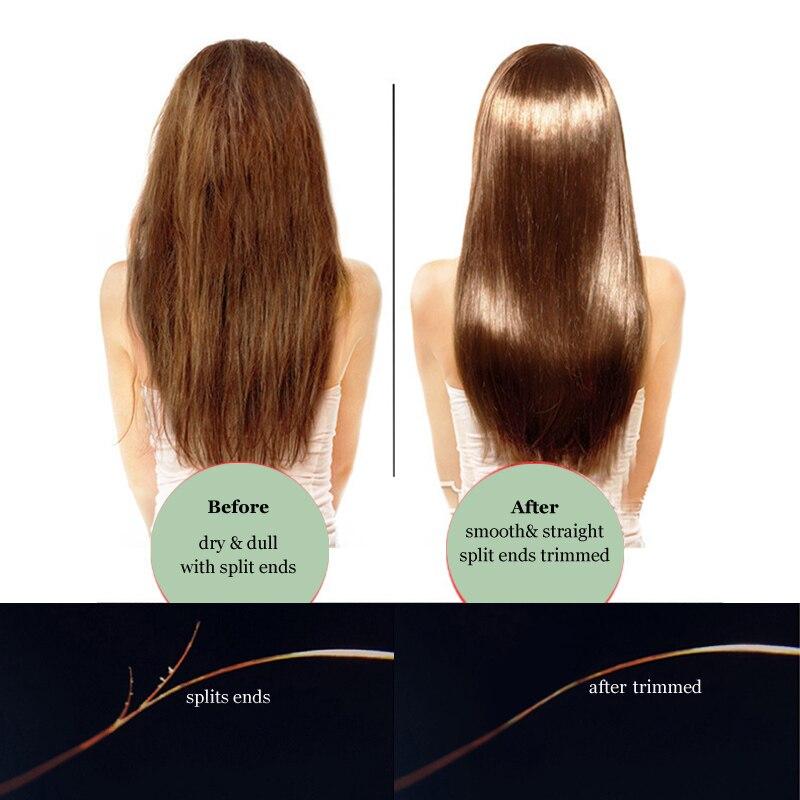 Split Hair Trimmer USB Rechargeable Hair Trimming Straightener Clipper Split Ends Cutter Branches En