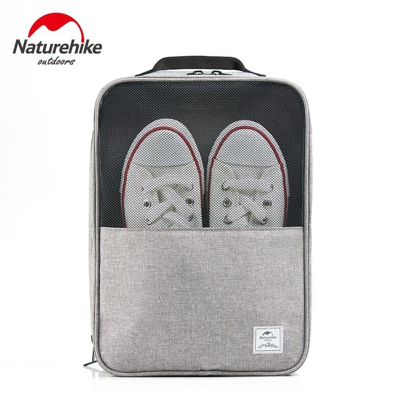 Naturehike في مريحة السفر تخزين حقيبة النايلون المحمولة الملابس المنظم أكياس فرز الحقيبة متعددة الوظائف NH17X016-B