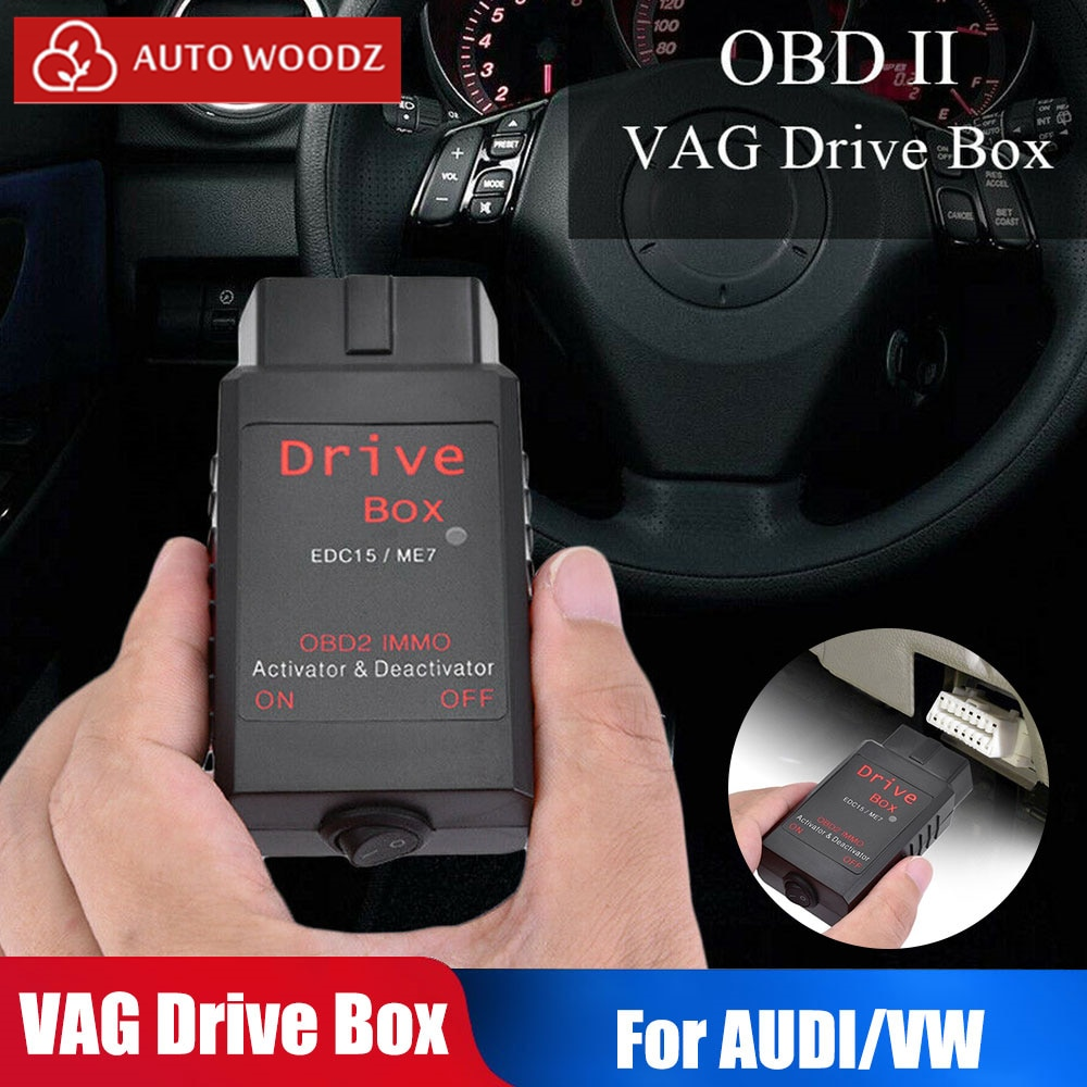 Vehemo Universal Deactivator Activator EDC15/ME7 OBD2 OBD2 IMMO Diagnostic Tools Engine Control VAG