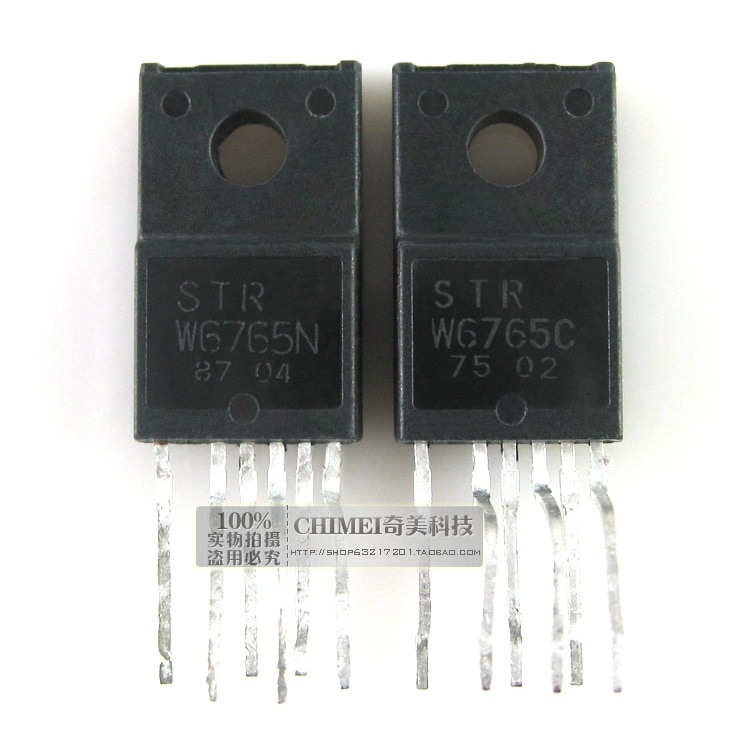 Free Delivery. STRW6765 STRW6765N power management module IC chips