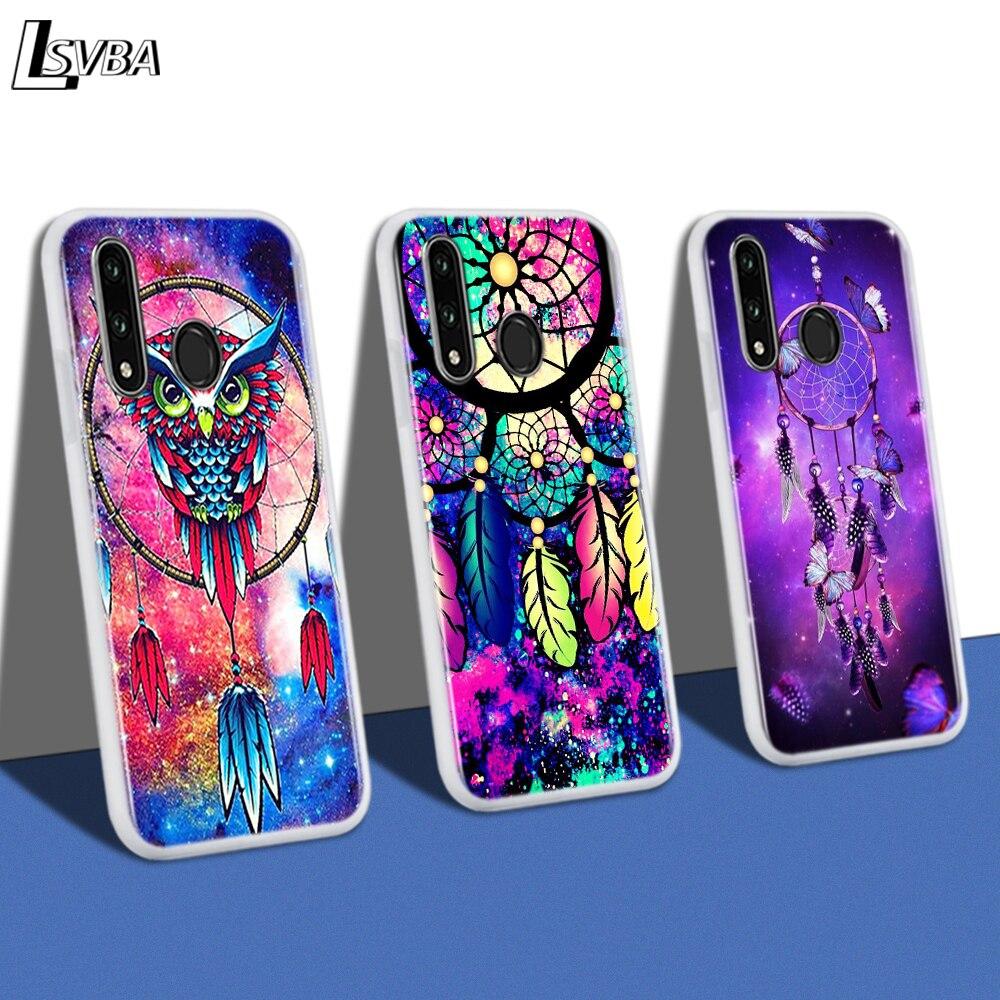 Silicone Cover The dream catcher mandala For Huawei Nova 7i 6S 5T 5i 5 4 3 3i 2 2i 3E P40 Y7 Y9 Prime 2019 Lite Pro Phone Case