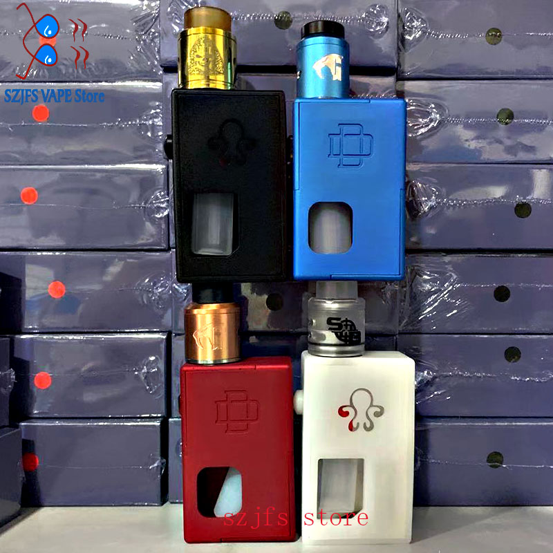 Predator Squonk Box Mod e-cigarette Vape Box Mod Power By Dual Battery 18650 & 20700 Compatible With Atomzier 510 Pin vs GEN 25 predator squonk box mod e cigarette vape box mod power by dual battery 18650