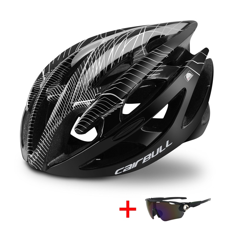 Casco de bicicleta al aire libre XC MTB All-terrian, ultraligero, casco de bicicleta de carretera, bicicleta de montaña, deportes, ventilado, ciclismo Helmey