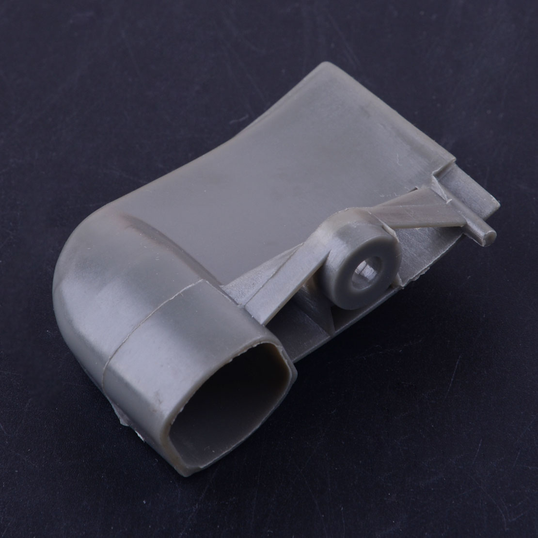 Jato plástico do tubo do defletor do ar 503 62 84-01 apto para husqvarna 372 371 365 362 jonsered cs2171 acessórios