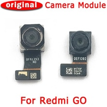 Original Front and Rear Back Camera For Xiaomi Redmi GO Main Facing Camera Module Flex Cable Replace