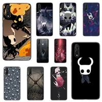 cartoon cute hollow knight phone case for redmi note 4 9 6a 4x 7 5 8t 9 plus pro cover fundas coque