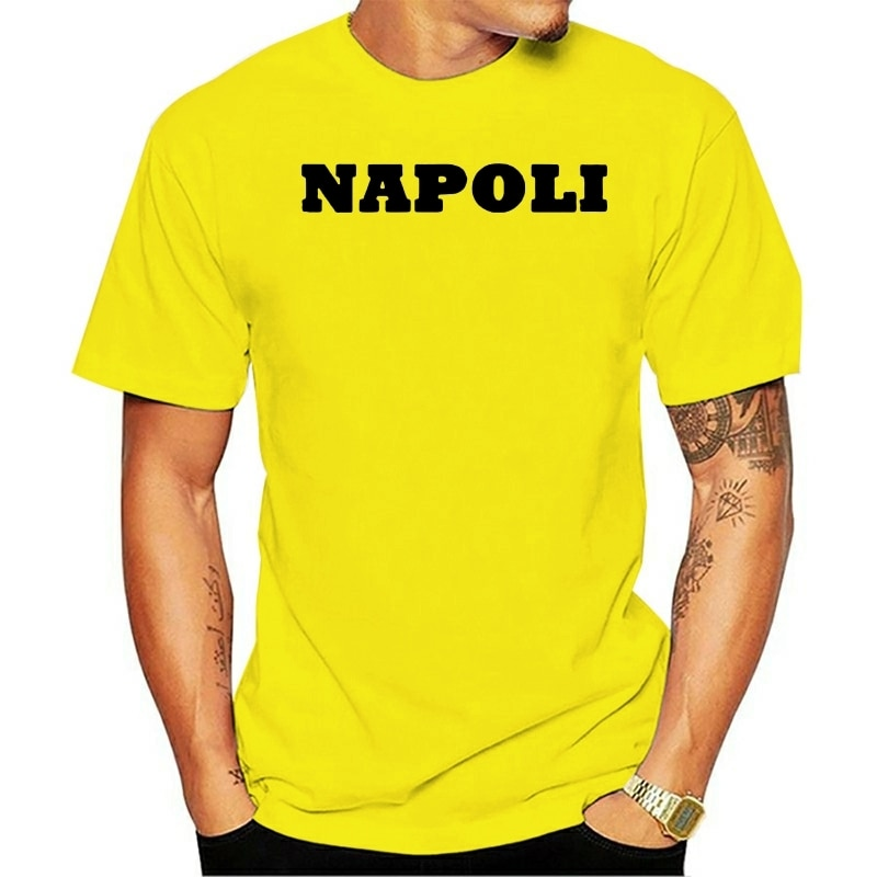 Napoli Nápoles Italia Fútbol Calcio camiseta todas las tallas nuevo