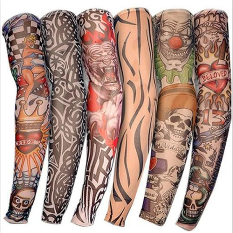 west biking cycling sleeves bicycle arm warmer uv protection arm sleeves bike warmer manguito ciclismo riding sports arm sleeves 1PC Cycling Sports Tattoo Sleeves UV Cool Arm Sleeves Cycling Running Arm Warmer Sport Elastic Oversleeve Arm Warmers