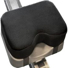 Сопротивление гребная машина подушка подушечка пены памяти моющийся рукав спорт на открытом воздухе горизонтальная фиксированная подушка...