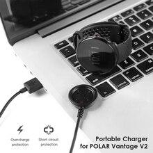 Беспроводной зарядный кабель для смарт часов POLAR Vantage V2/GRIT X/Ignite/Vantage V/Vantage M, зарядное устройство USB для смарт часов