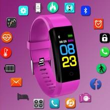 Top Smart Watch Kids Children Smartwatch For Girls Boys Electronic Smart Clock Sport Student Child S