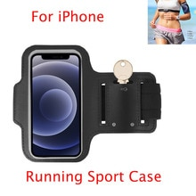Running Sport Phone Case For iPhone 12 Mini 11 Pro XS Max XR X SE Arm Band Case Outdoor Phone Holder
