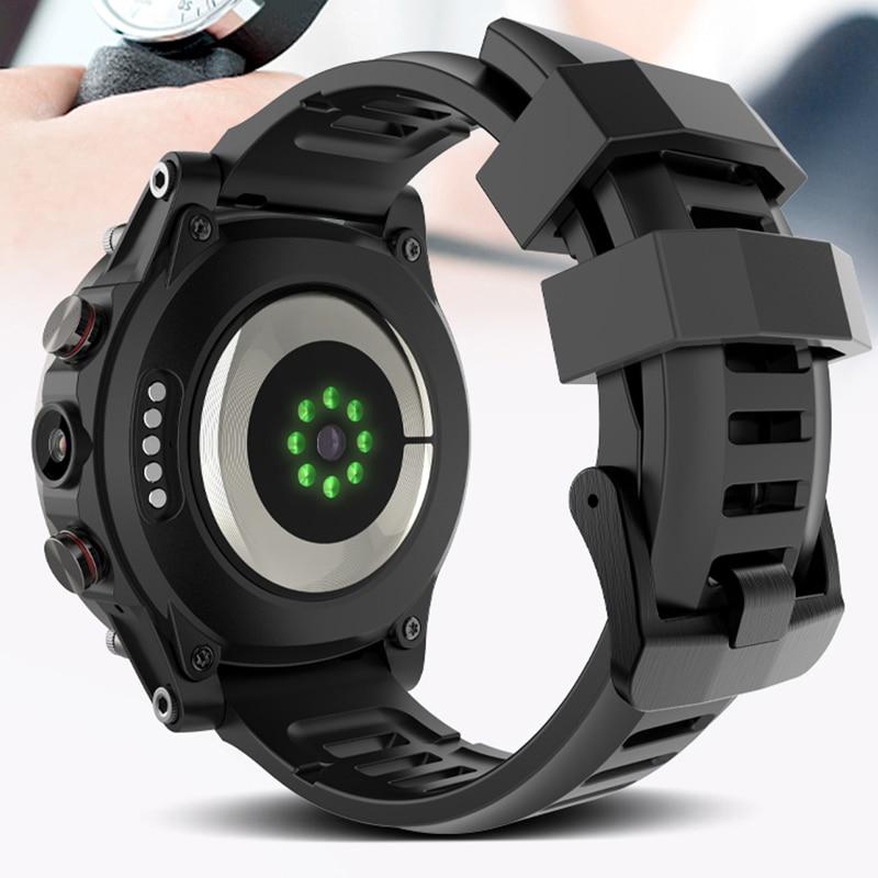 New 128GB Memory 4G Smart Watch Men Sport Watch Dual Camera GPS Sim Card Blood Pressure Android Smartwatch For IOS Huawei Xiaomi